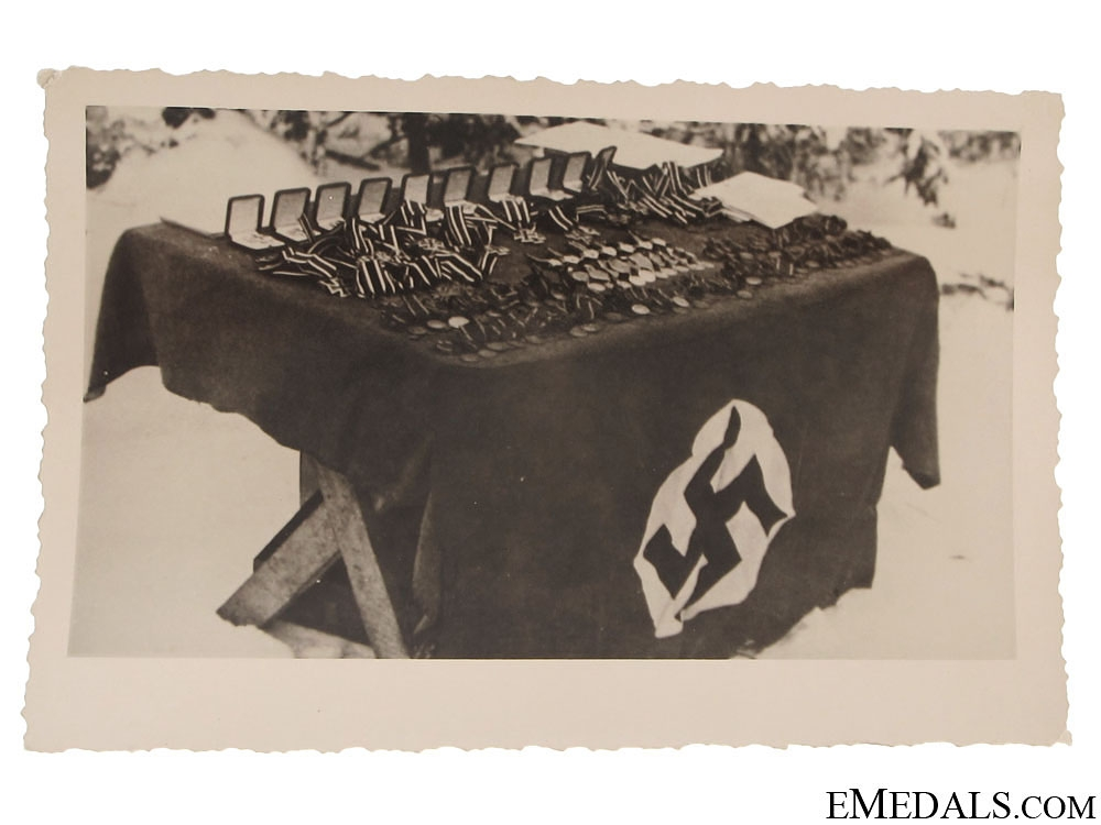 eMedals-Photograph of Medals for Division Nord