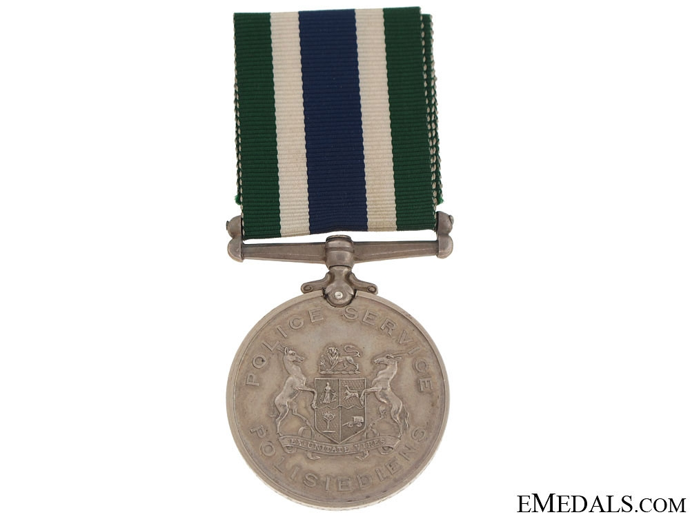 eMedals-Police Good Service Medal