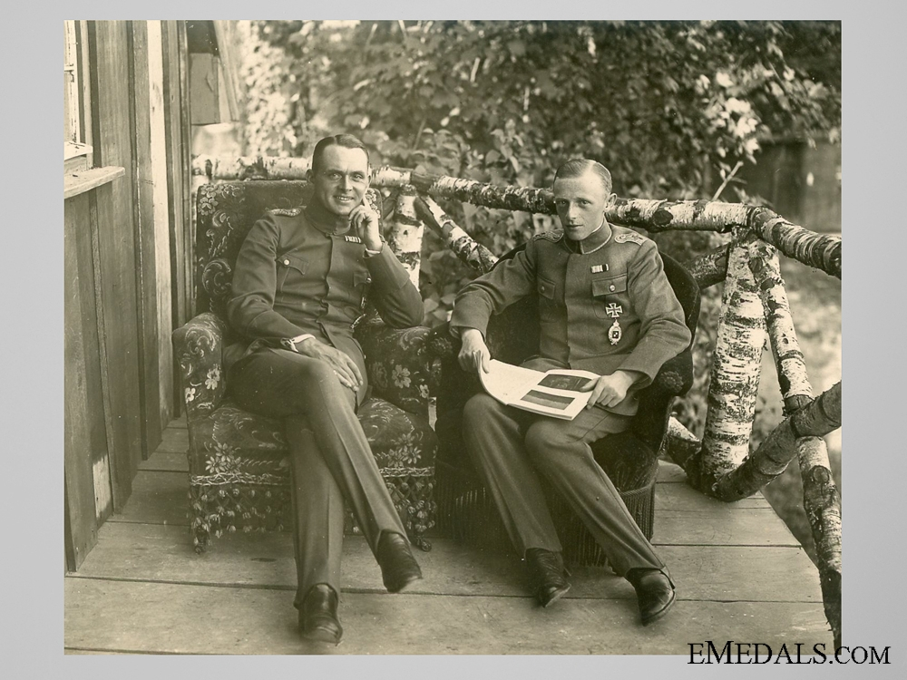 eMedals-Private Photo of German Observers