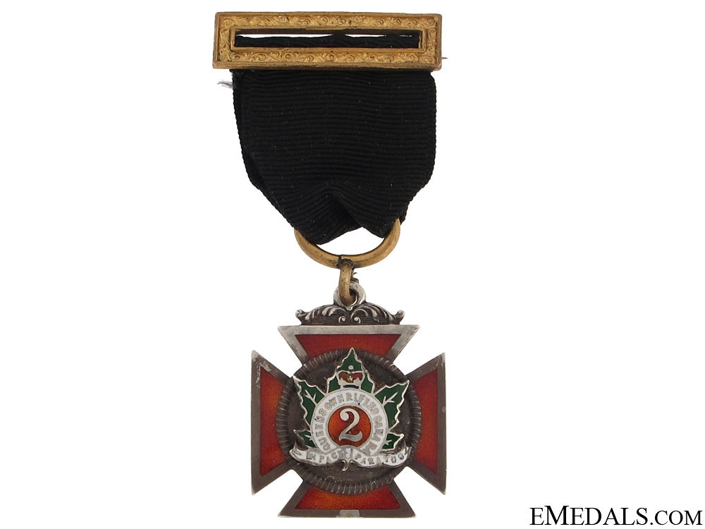 eMedals-Queen's Own Rifles of Canada Medal
