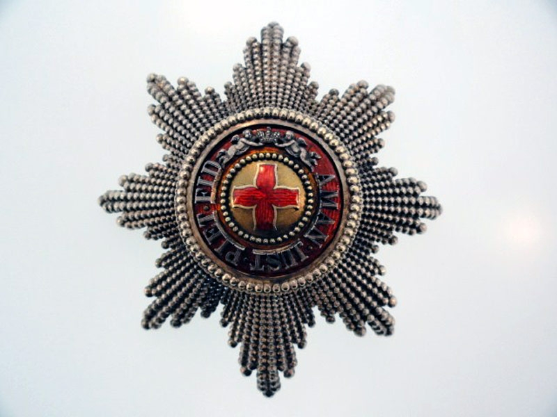 eMedals-Order of St. Anna
