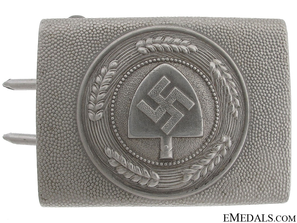 eMedals-RAD Enlisted Buckle