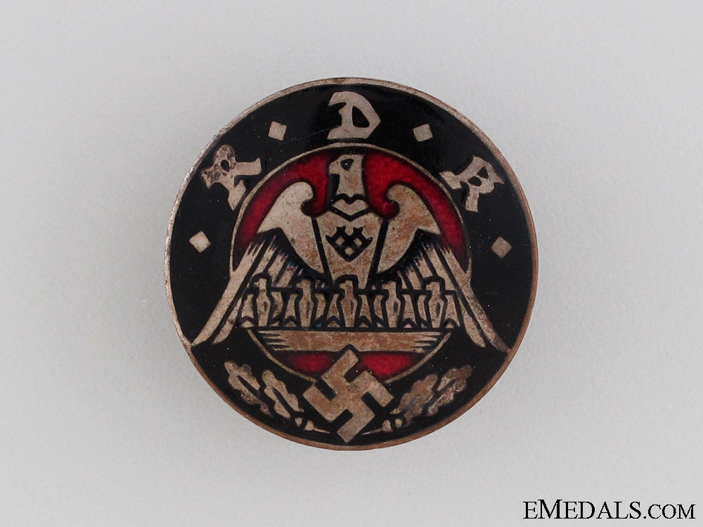 eMedals-RDK State Federation of Families Badge