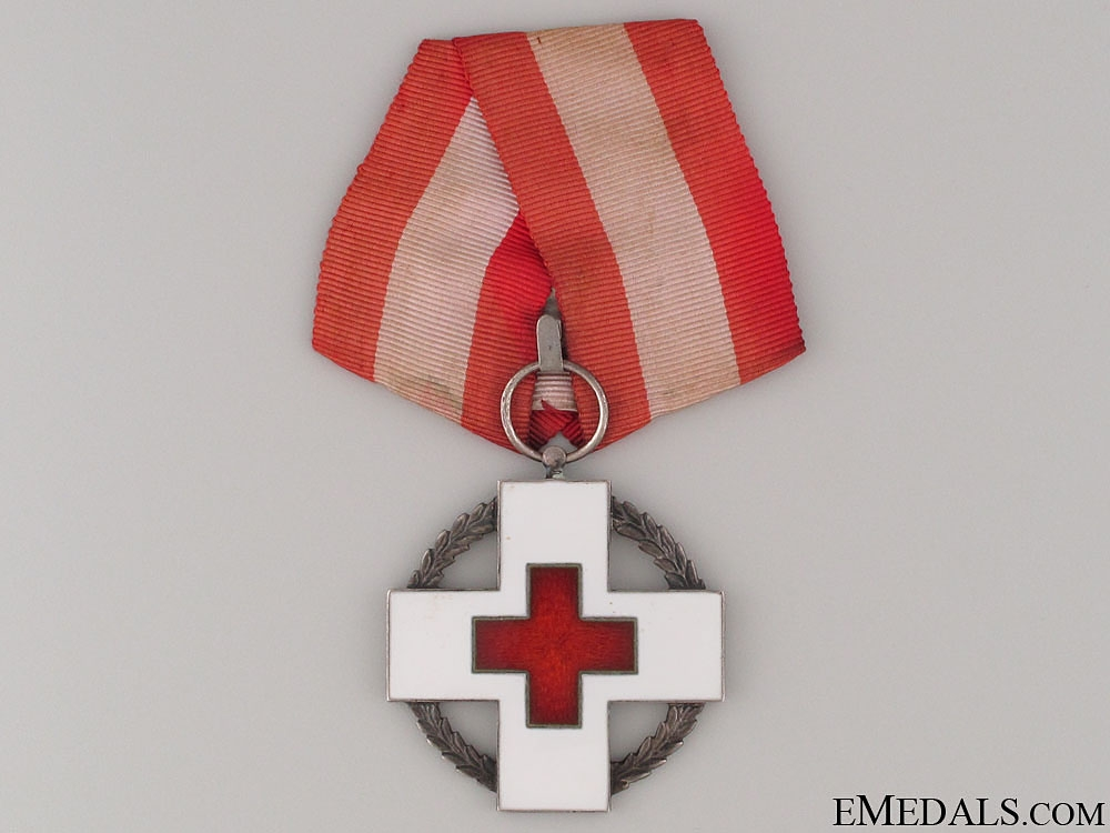 eMedals-Red Cross Decoration 1939-45