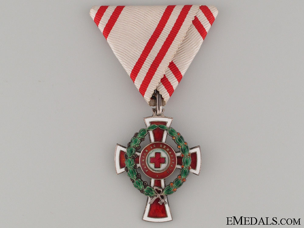 eMedals-Red Cross Honour Decoration