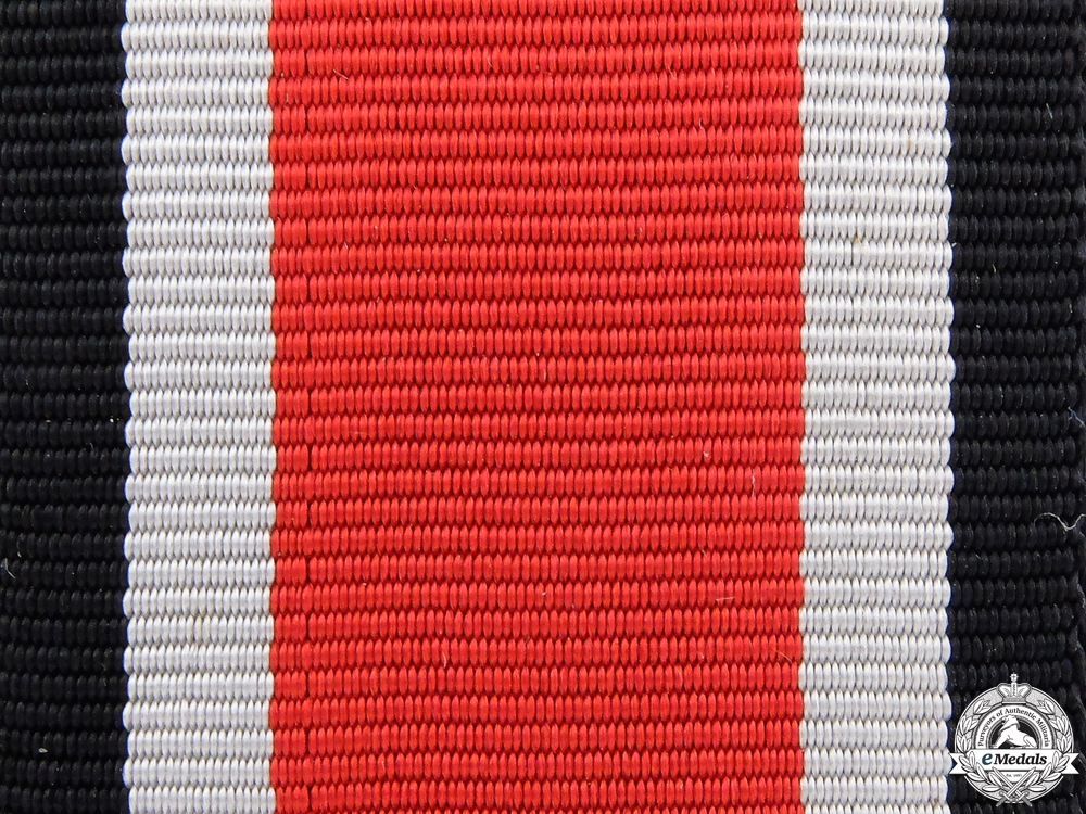 eMedals-Ribbon for Iron Cross Second Class of 1939