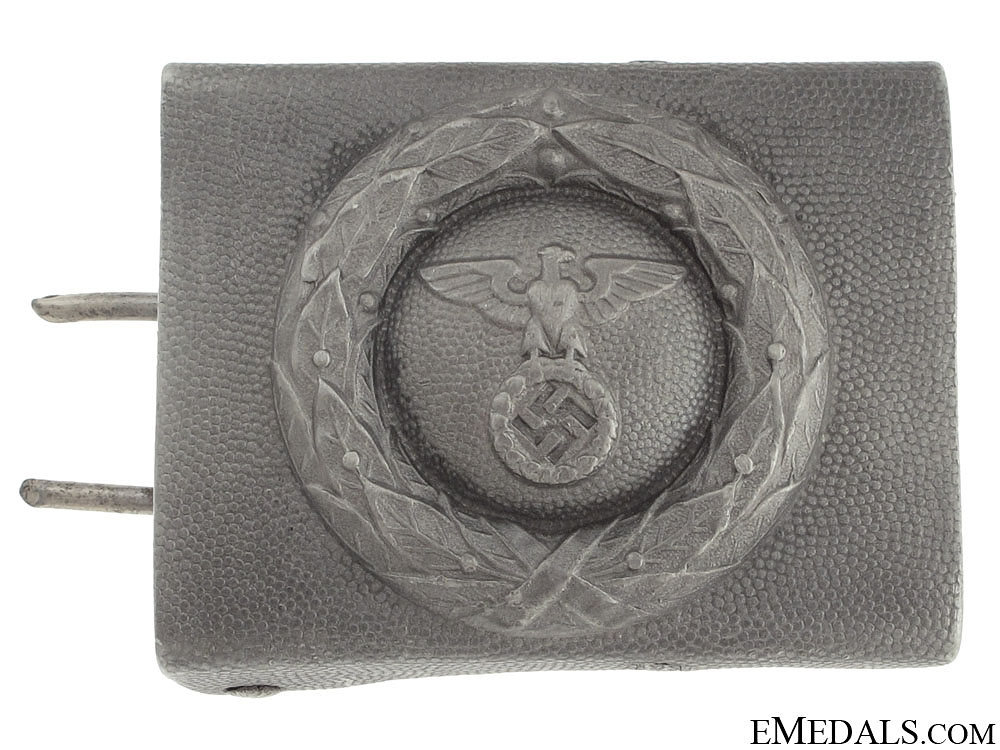 eMedals-RLB Enlisted Belt Buckle