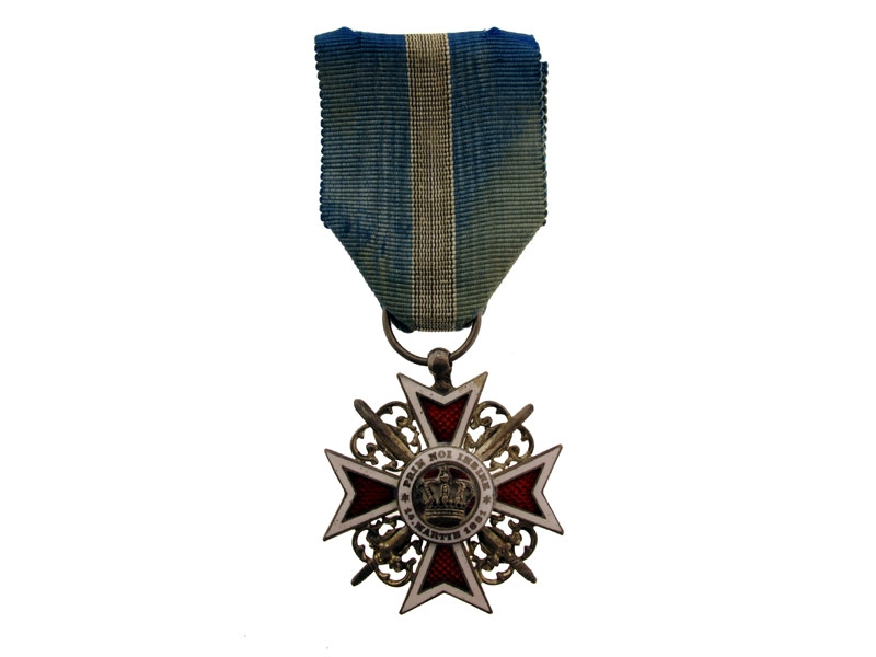 eMedals-Order of the Romanian Crown