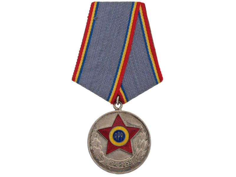eMedals-10th Anniversary Medal for the Armed Forces
