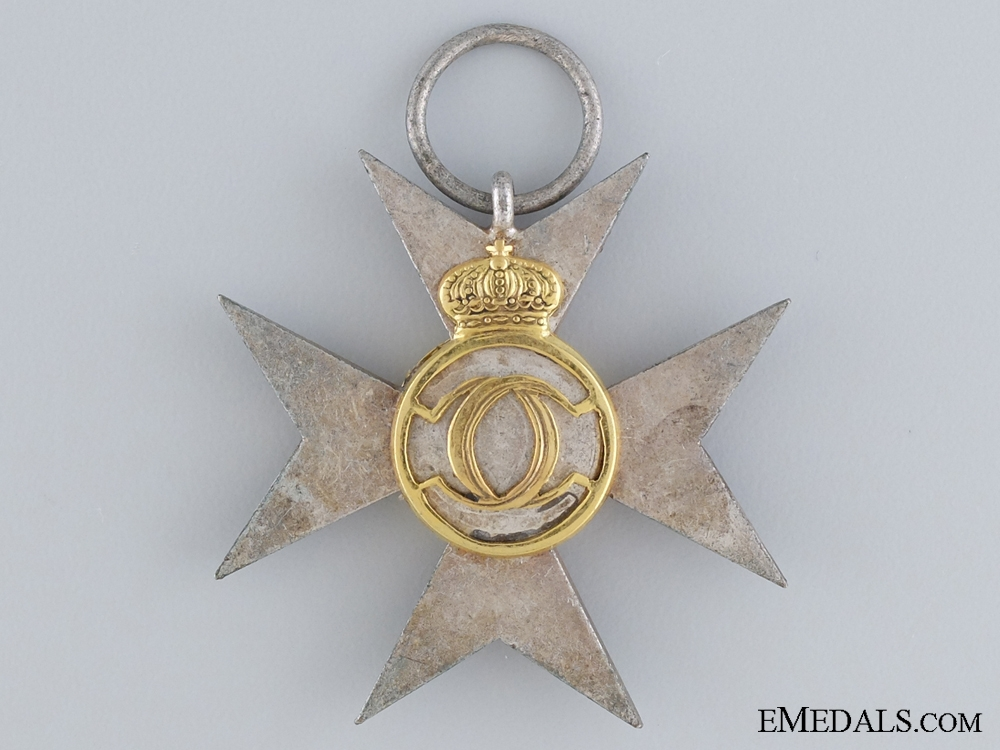 eMedals-Romanian Army Long Service Cross