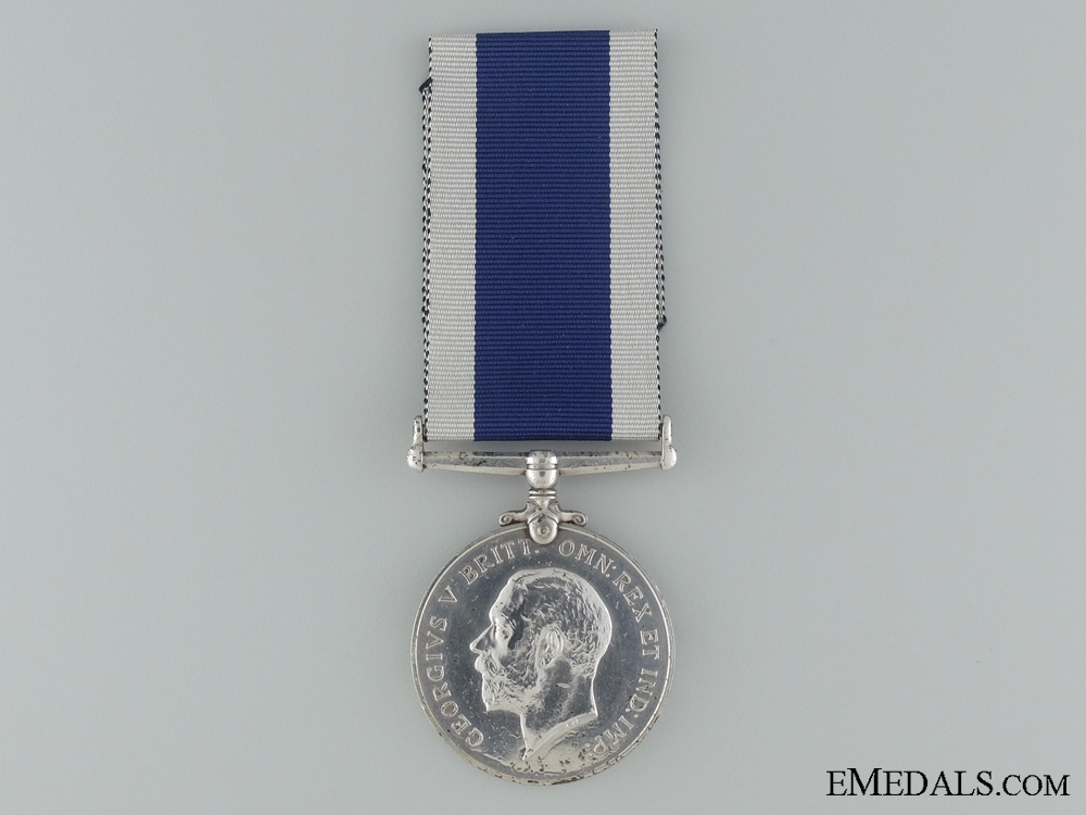 eMedals-Royal Naval Long Service and Good Conduct Medal