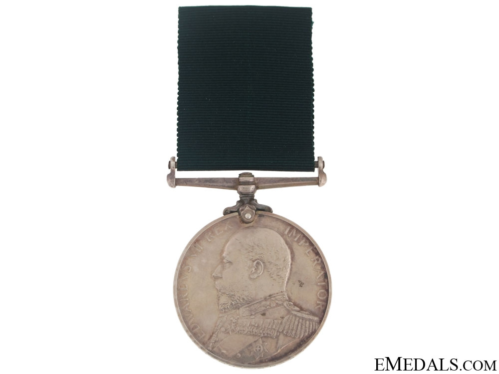 eMedals-Royal Naval Reserve Long Service & Good Conduct