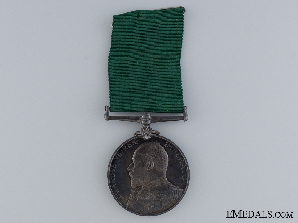 eMedals-Royal Naval Reserve Long Service and Good Conduct Medal