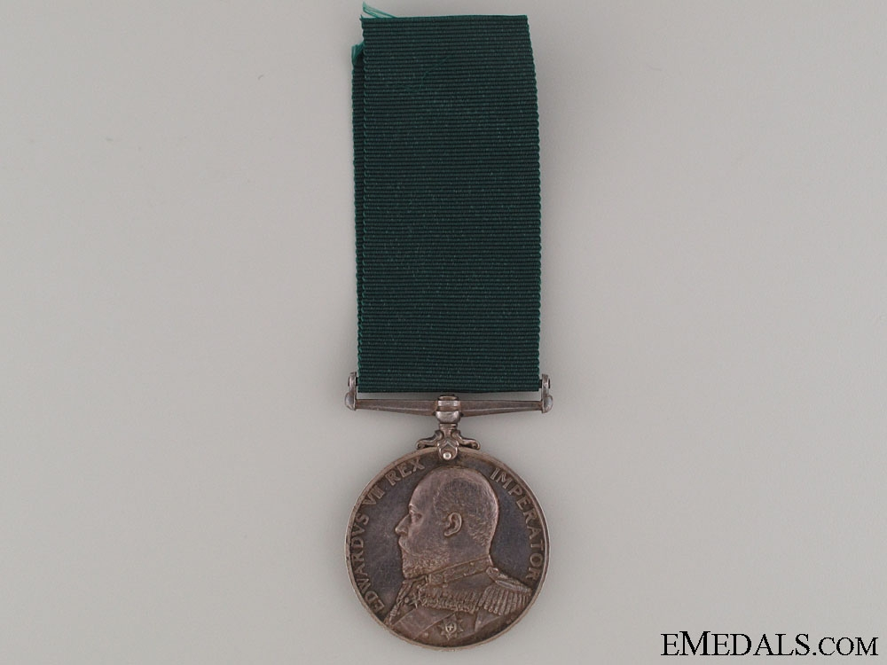 eMedals-Royal Naval Volunteer Reserve Long Service and Good Conduct Medal