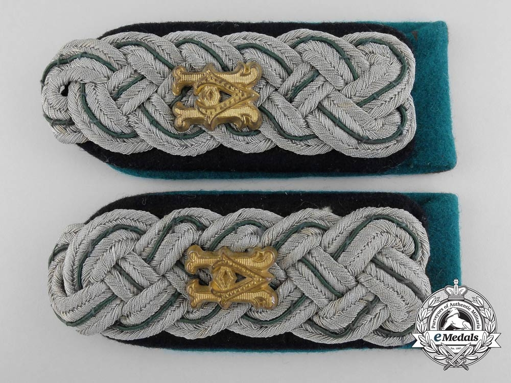 eMedals-Senior Army Official of Technical Service Shoulder Boards