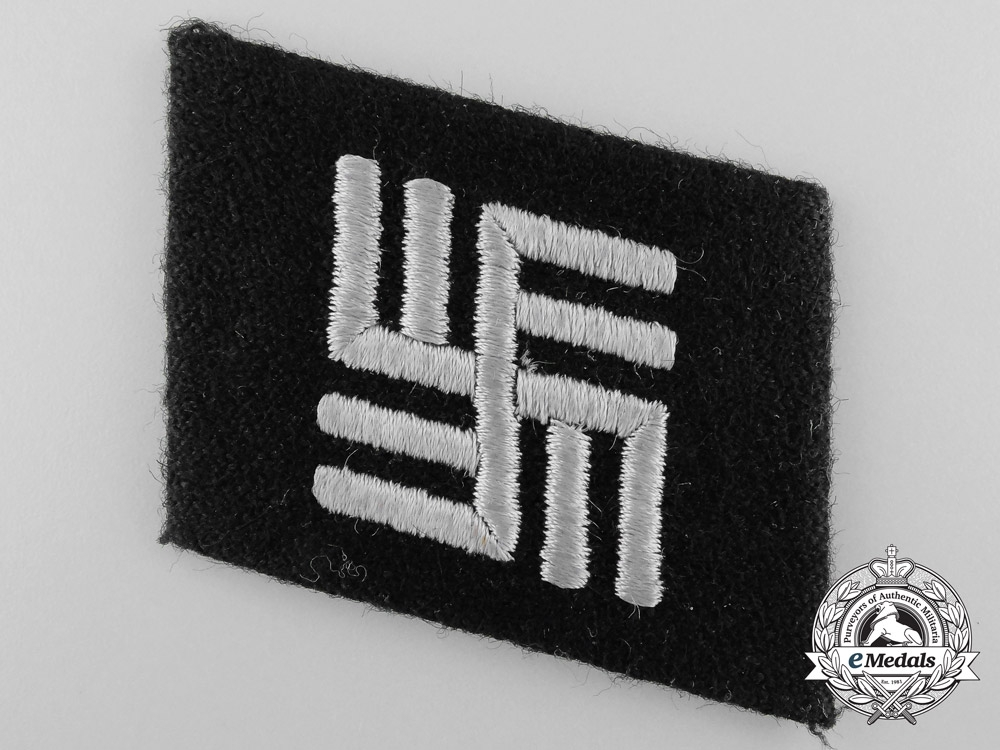 eMedals-SS Camp Personnel Collar Tab