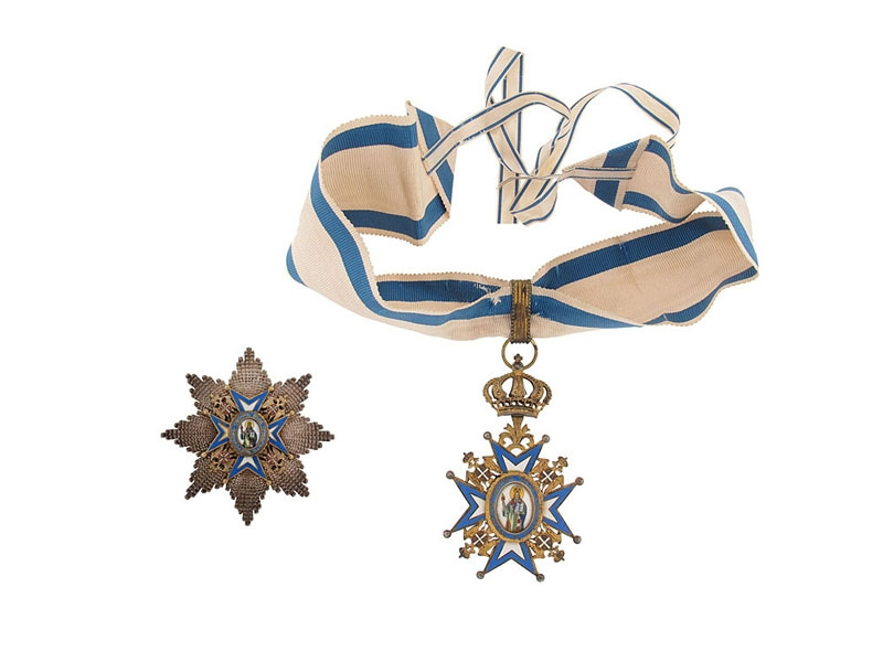 eMedals-Order of St.Sava