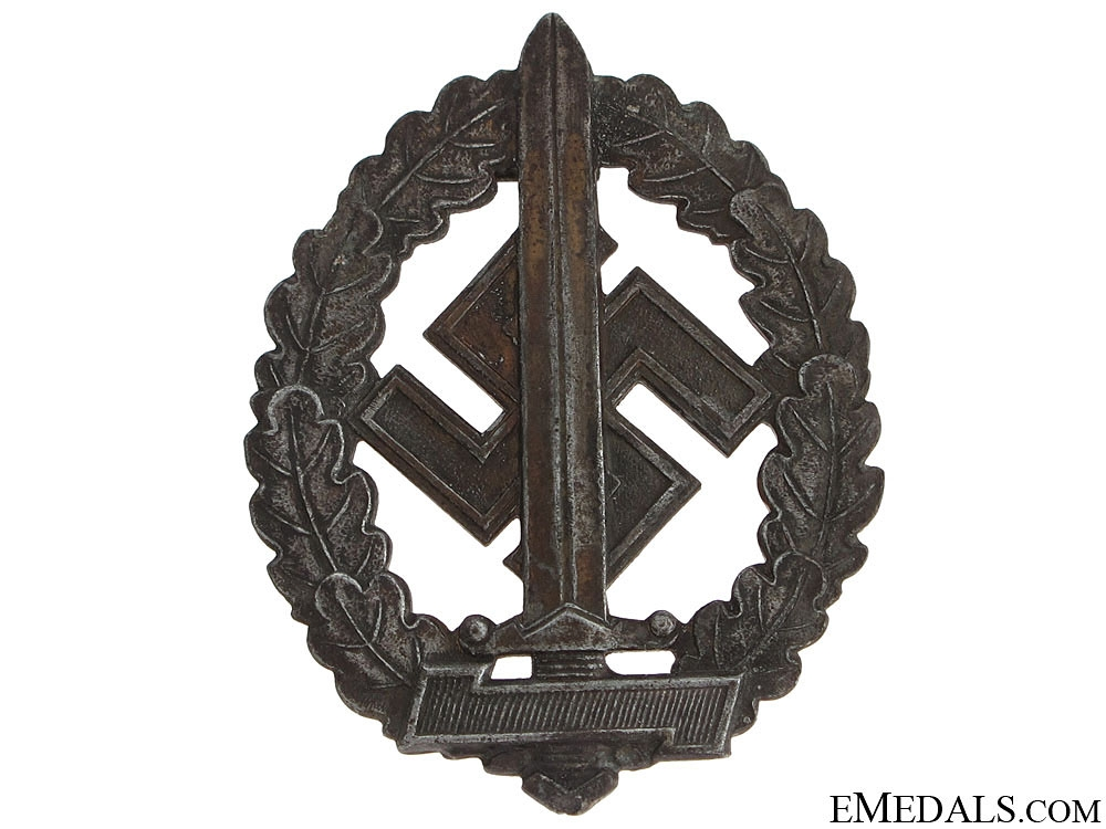 eMedals-SA Sport Badge for War Disabled