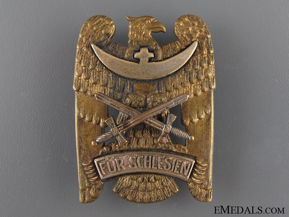 eMedals-Silesian Eagle with Swords - First Class