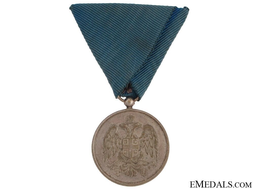 eMedals-Silver Medal for Zeal, 1913