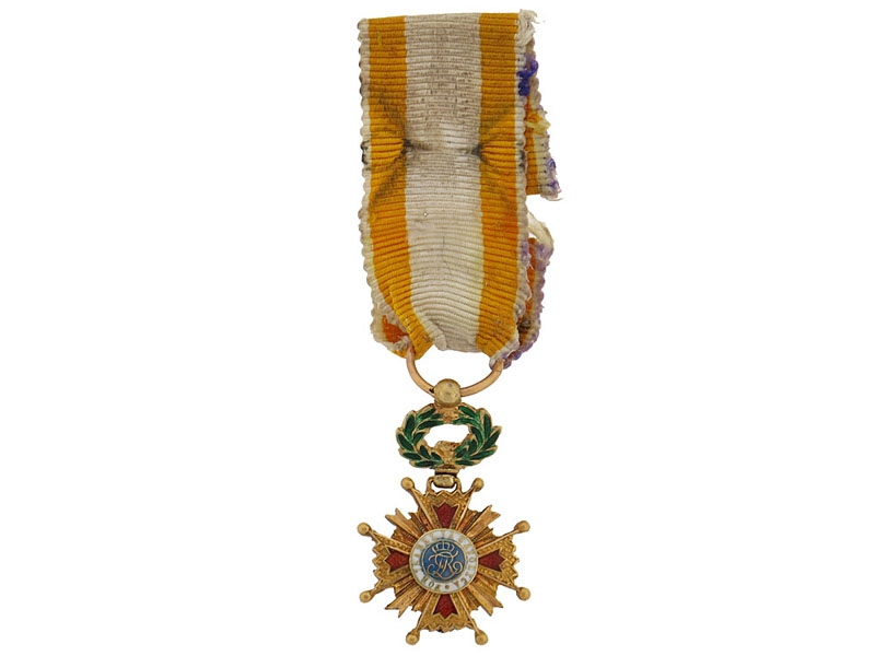 eMedals-Order of Isabella the Catholic,1847-1868