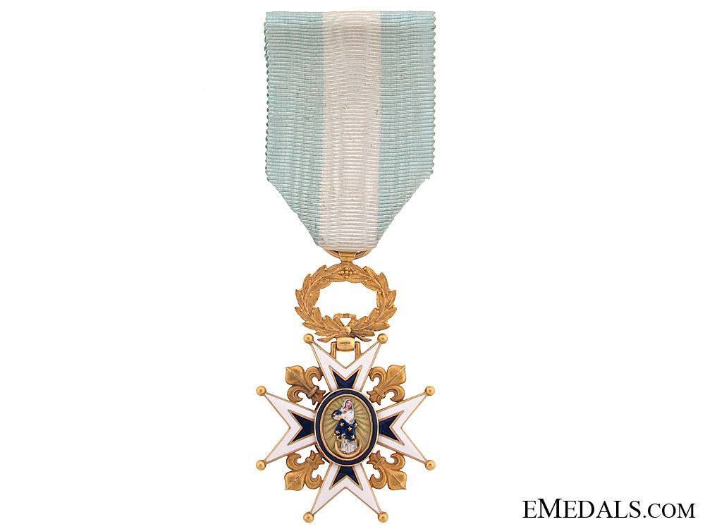 eMedals-Order of Charles III
