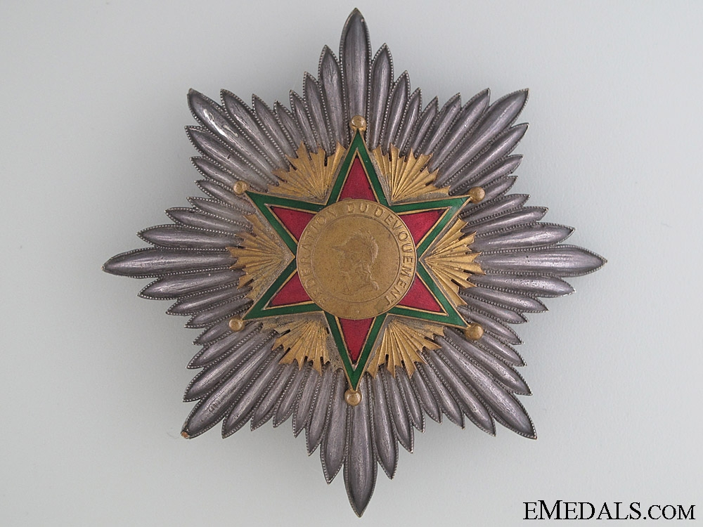 eMedals-Society for Devotion to Service Breast Star