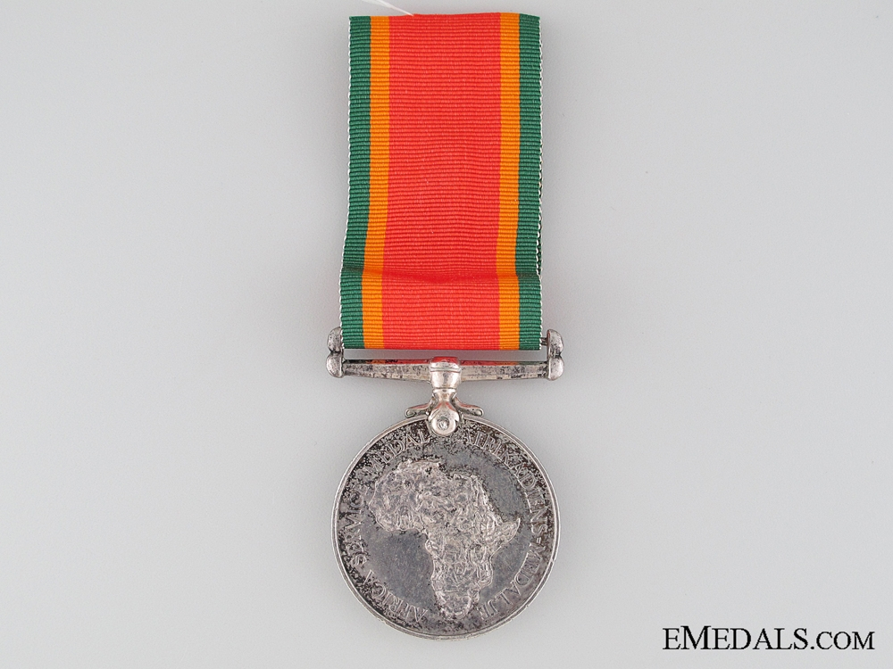 eMedals-South African Service Medal
