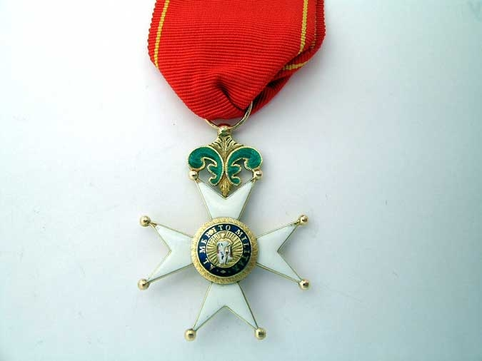 eMedals-ROYAL MILITARY ORDER OF ST. FERDINAND