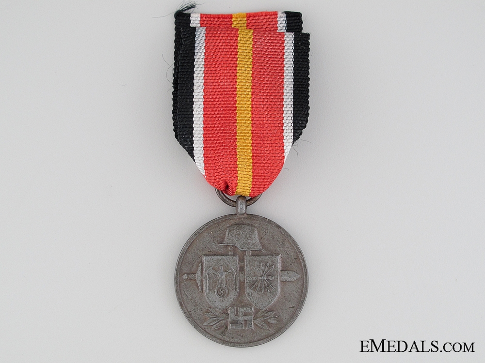 eMedals-Spanish Blue Division Commemorative Medal