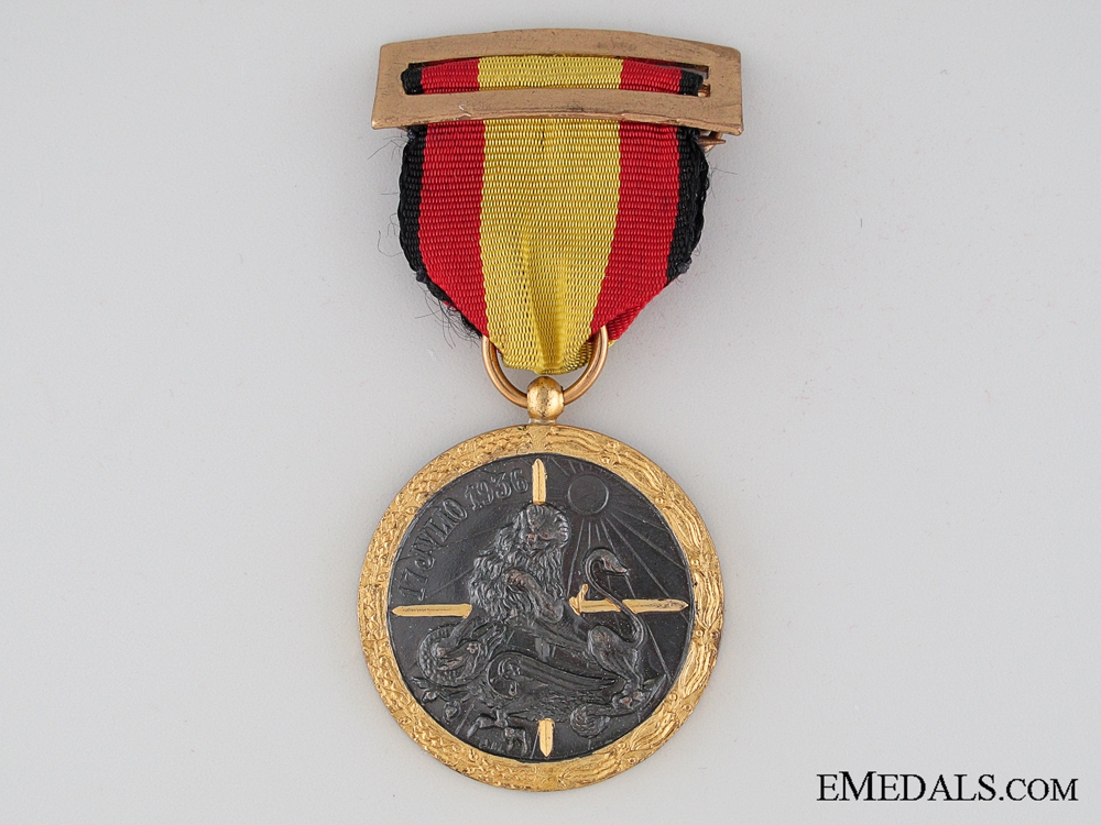 eMedals-Spanish Medal for the Campaign of 1936-1939