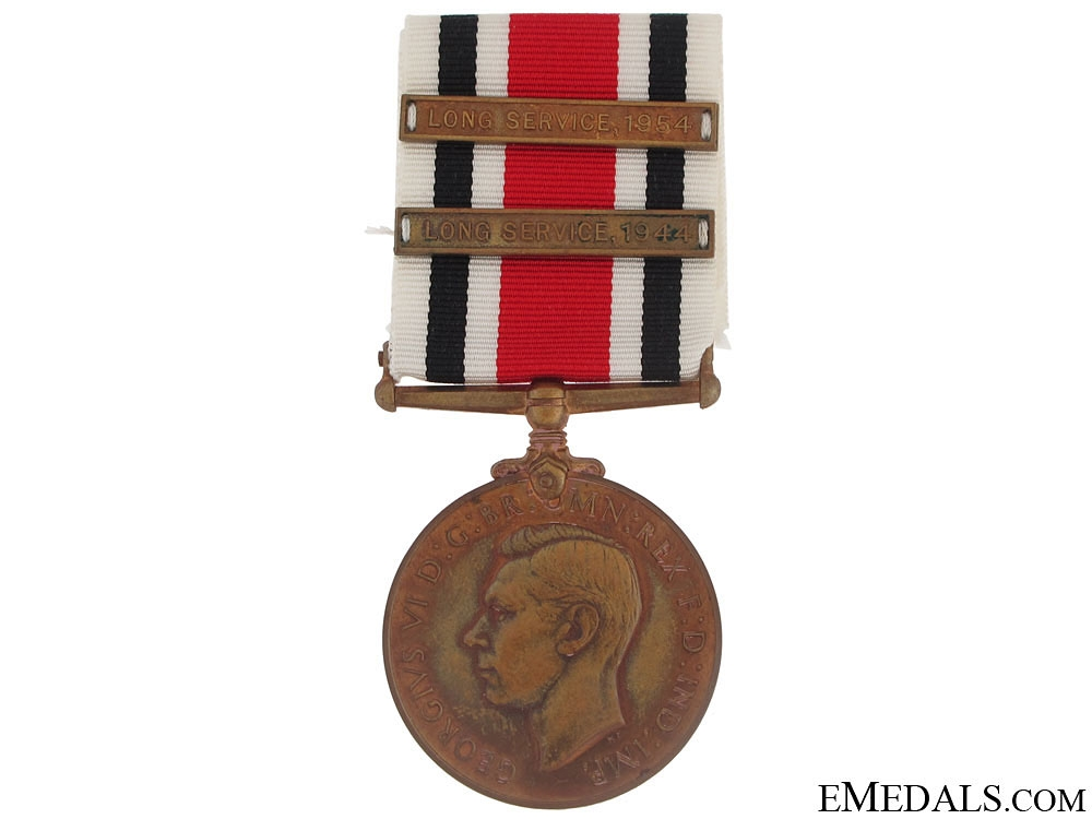 eMedals-Special Constabulary Long Service Medal