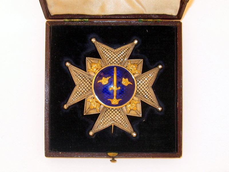 eMedals-Royal Order of the Sword,