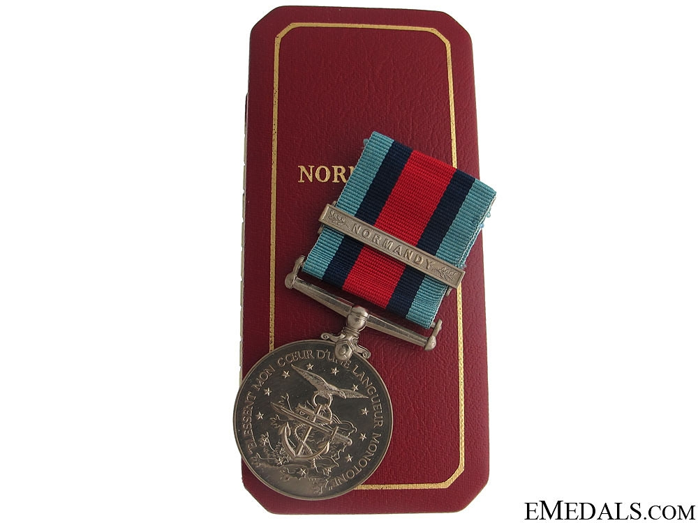 eMedals-The Allied Normandy Campaign Medal