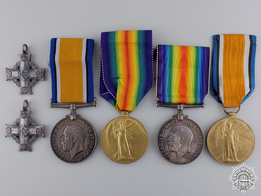 eMedals-The Emotive Stephen Family First War Memorial Grouping
