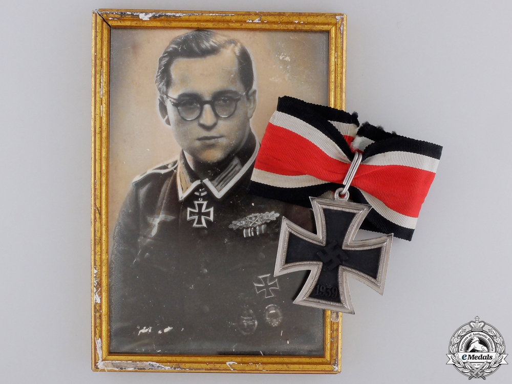 eMedals-The Extensive Knight's Cross Group of Unteroffizier Paul Stoll