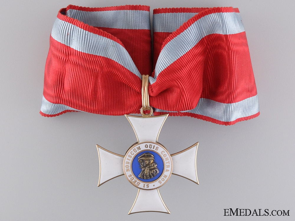 eMedals-The Hessen Order of Philip the Magnanimous in Gold; Commander