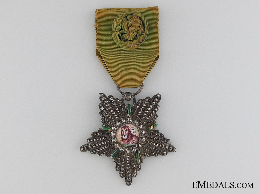 eMedals-The Iranian Order of Homayoun