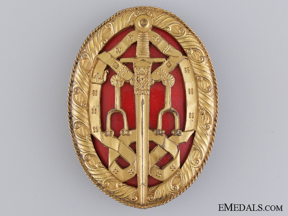 eMedals-A Knight's Bachelor's Badge (KB); Smaller Type 1933-1973