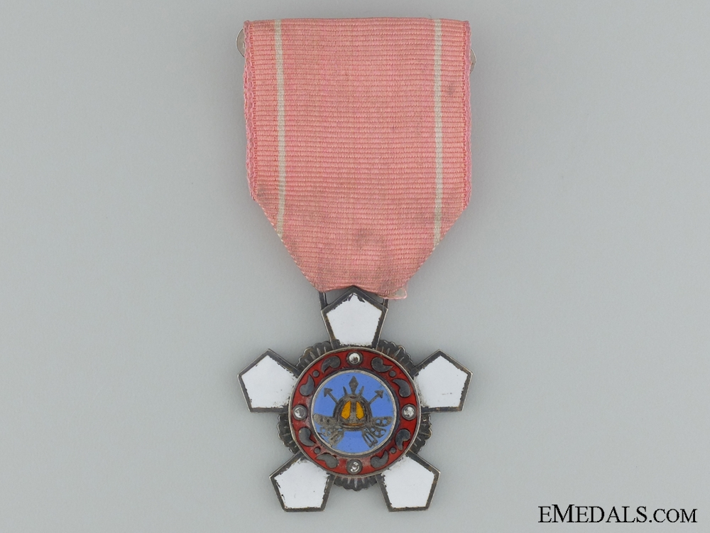 eMedals-The Korean Order of Military Merit; Fourth Class