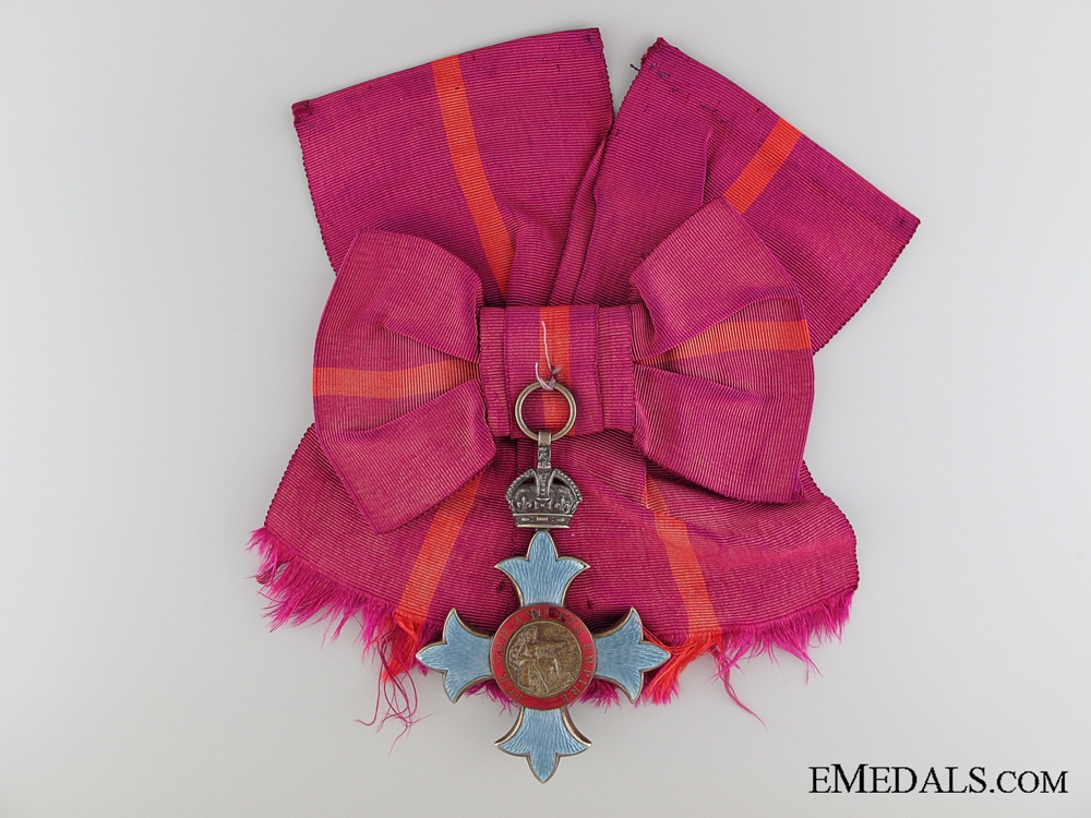 eMedals-The Most Excellent Order of the British Empire; Grand Cross Sash Badge