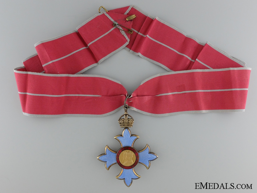 eMedals-The Most Excellent Order of the British Empire; Commander, Type II