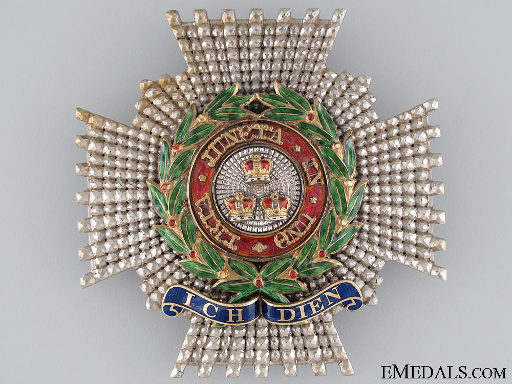 eMedals-The Most Honourable Order of the Bath; Military Division K.C.B.