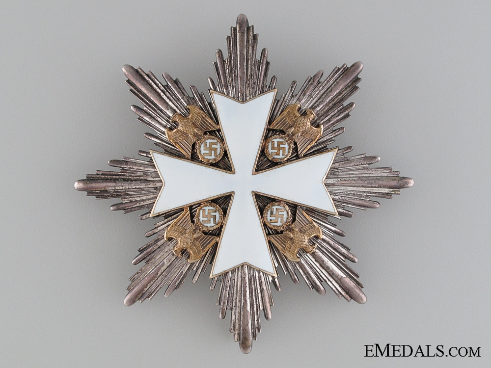 eMedals-The Order of the German Eagle Grand Cross Breast Star