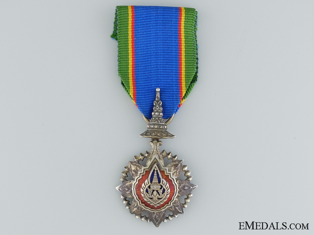 eMedals-The Order of the Crown of Thailand; 5th Class