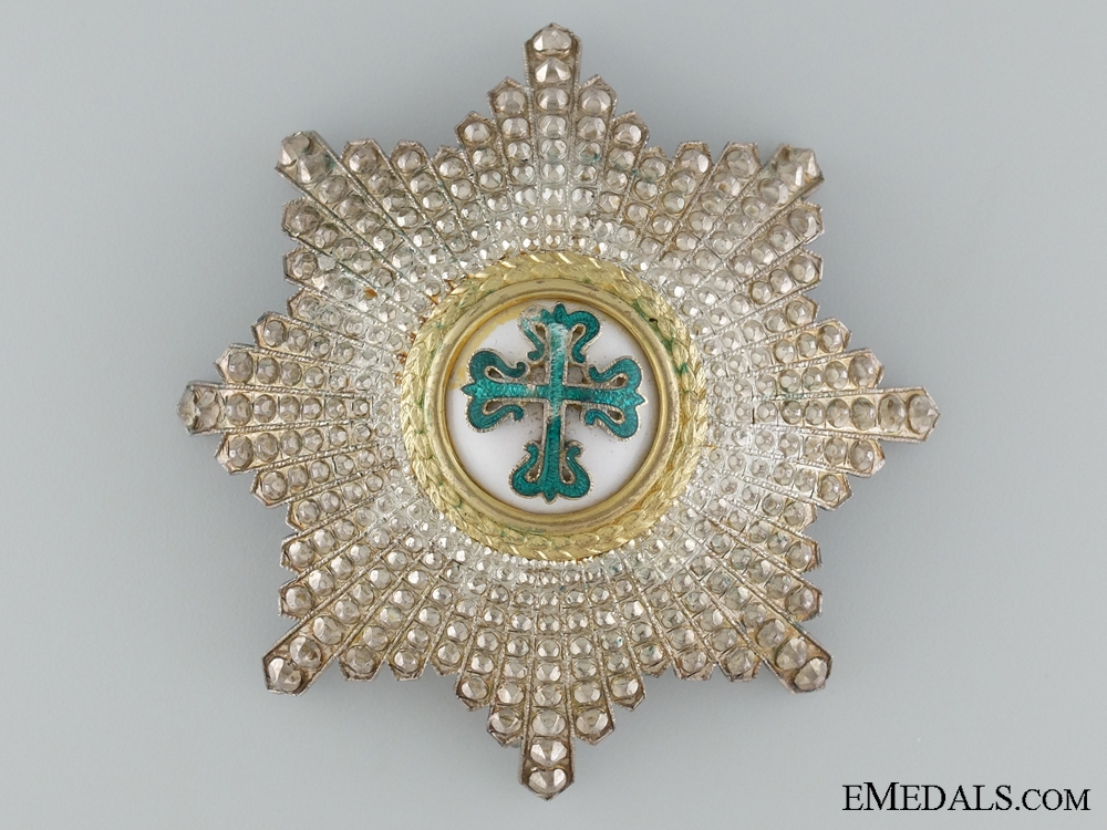 eMedals-The Portuguese Military Order of Aviz; Type II
