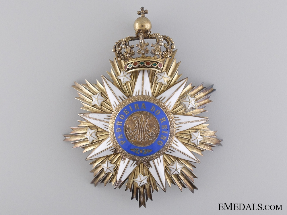 eMedals-The Portuguese Order of the Immaculate Conception of Vila Vicosa