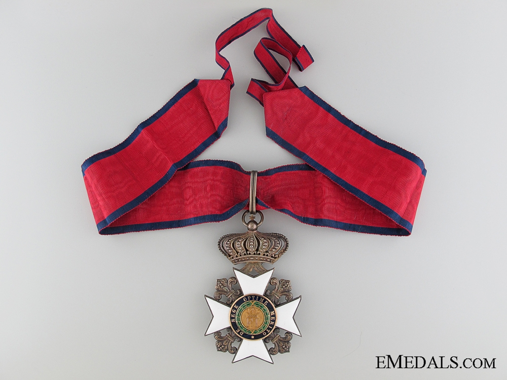 eMedals-The Royal Order of Francis I; Kingdom of Two Sicilies