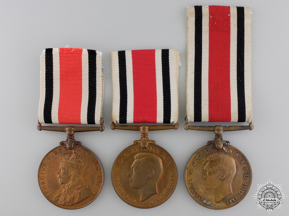eMedals-Three Special Constabulary Long Service Medals