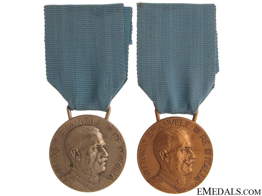 eMedals-Two Awards for Aviation Merit